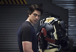 ray palmer atom suit dc legends of tomorrow image picture poster wallpaper screensaver