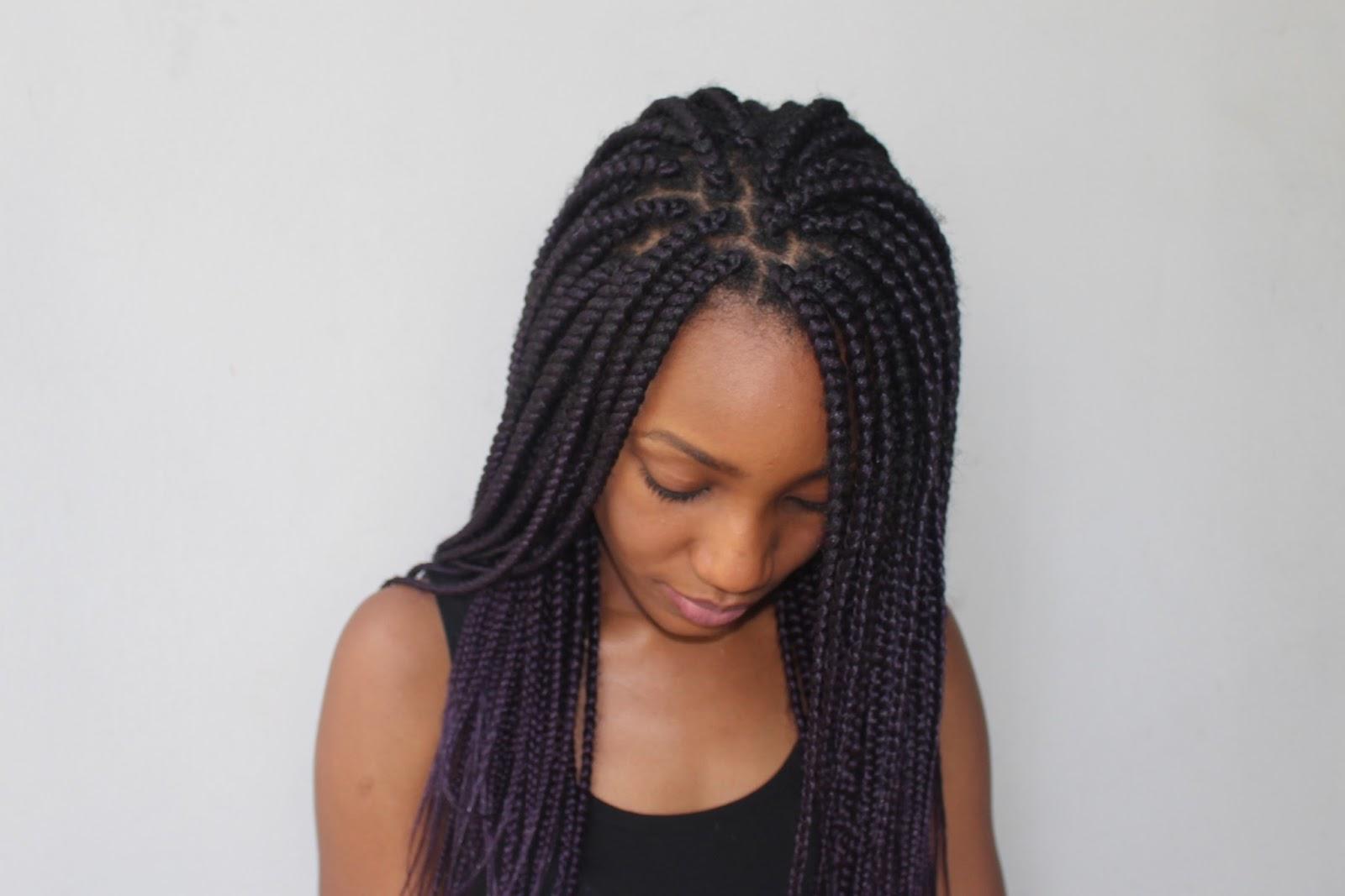 oyimes musings purple box braids