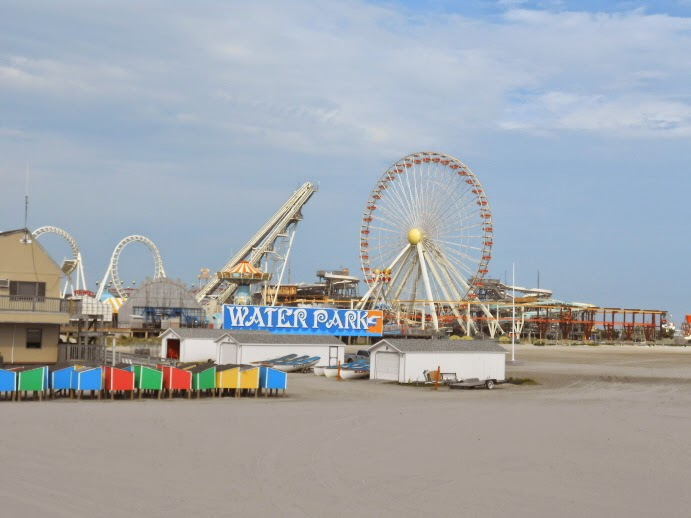 Morey's Amusement Piers and Water Park