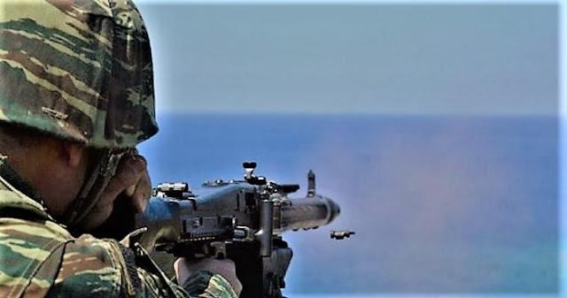 Αφοπλίζουν την Εθνοφρουρά στην Κύπρο;