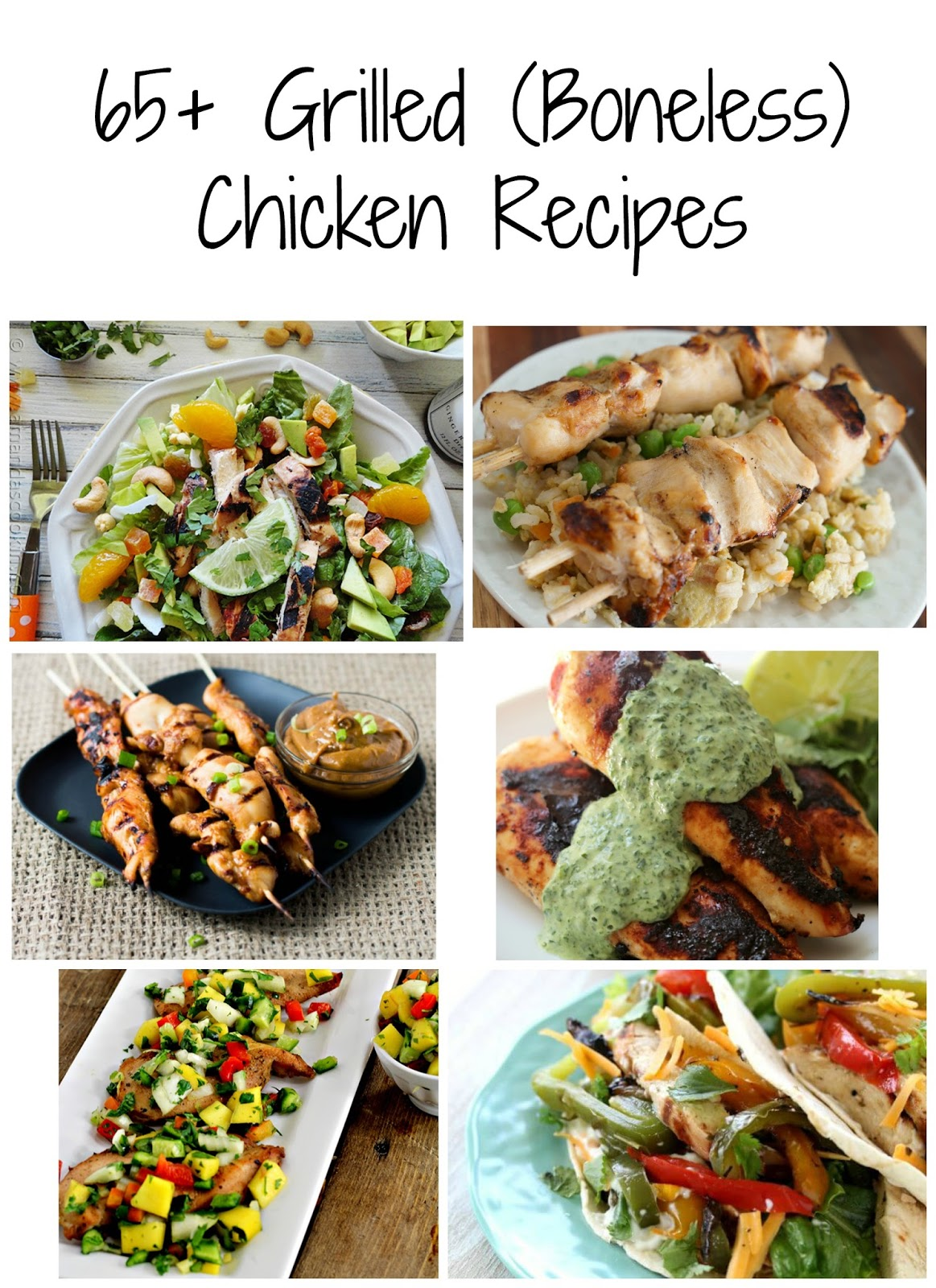 In the kitchen with jenny 65 grilled chicken recipe for Good side dishes for grilled chicken