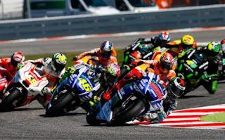 Jadwal MotoGP Catalunya 2016