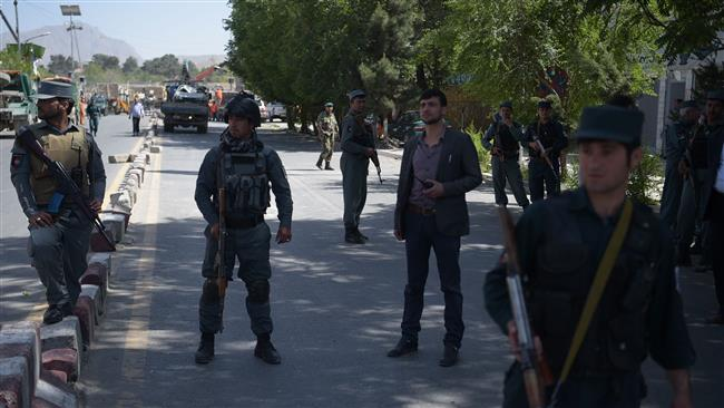 Afghan authorities lock down Kabul after protest clashes