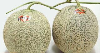 Yubari King Melons ($ 25.000)
