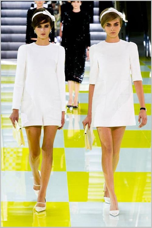 Đầm, váy dáng suông thả eo 2
