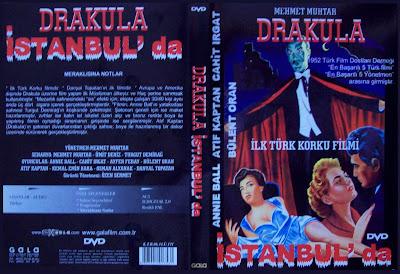 Drakula İstanbul'da Cover