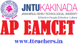 AP Eamcet Counselling Dates Web Options Schedule 2016