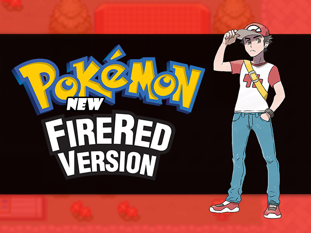Pokemon New Fire Red [HACK] ~ Pokemon Saves