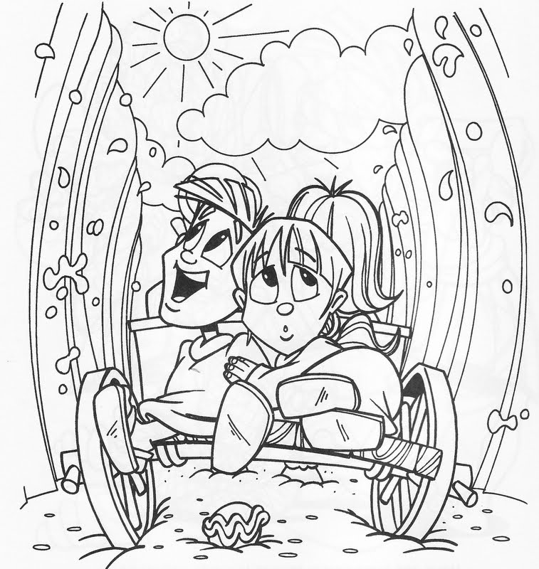 Coloring Pages: March 2013
