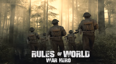 Rules Of War Hero Apk Terbaru (Mod Money)