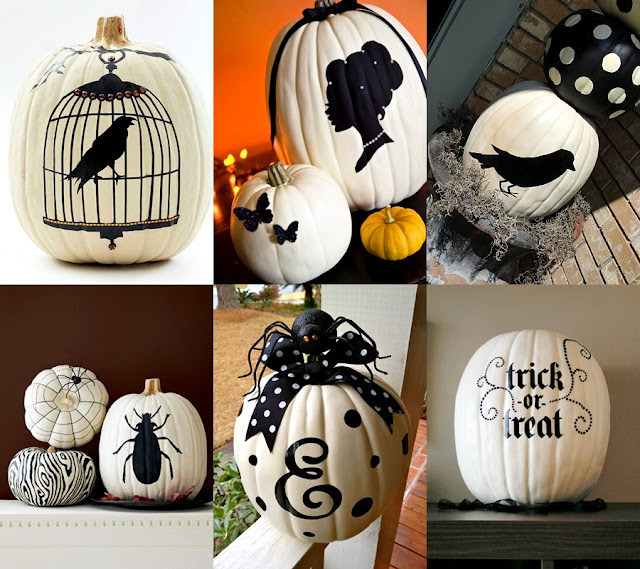 Pop Culture And Fashion Magic: Halloween Pumpkins Carving