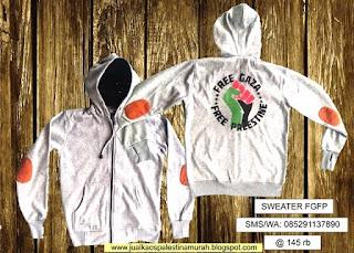 Tempat Jual Sweater Palestina Murah