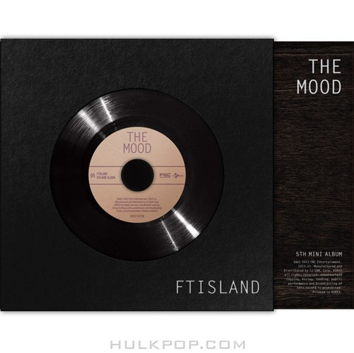 FTISLAND – The Mood – EP