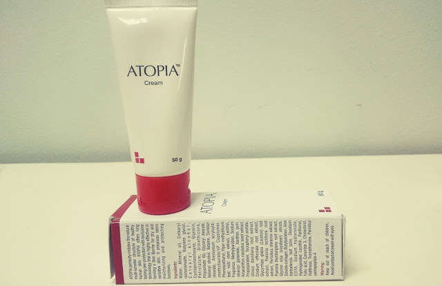 Atopia Cream, Skin Care, India, Dry Skin