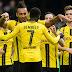 Dortmund humilló 6-2 al Leverkusen