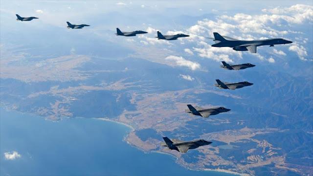 Japón, EEUU y Corea del Sur realizarán simulacros de misiles