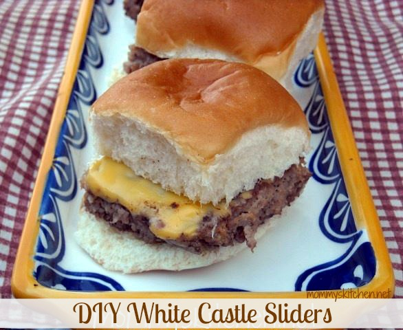 cb5ab00afee01d Mommy s Kitchen - Recipes From my Texas Kitchen  DIY White Castle ...