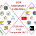 Comienzo de la Segunda Fase de las Categorías Minibasket Femenina de la Liga FAB Sevilla