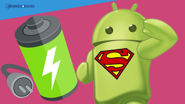 Baterie Android