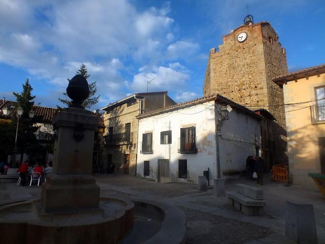 qué visitar en Buitrago de Lozoya