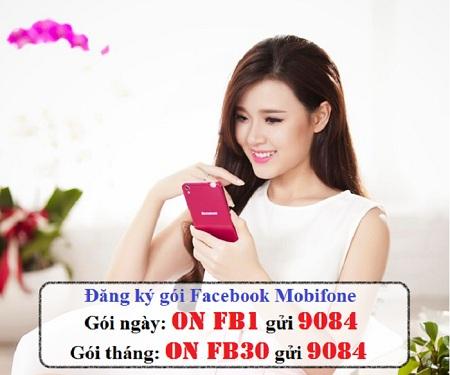 Đăng ký dịch vụ Facebook của Mobifone nhận nhiều ưu đãi
