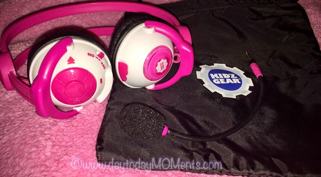 Blue tooth headphones for kids