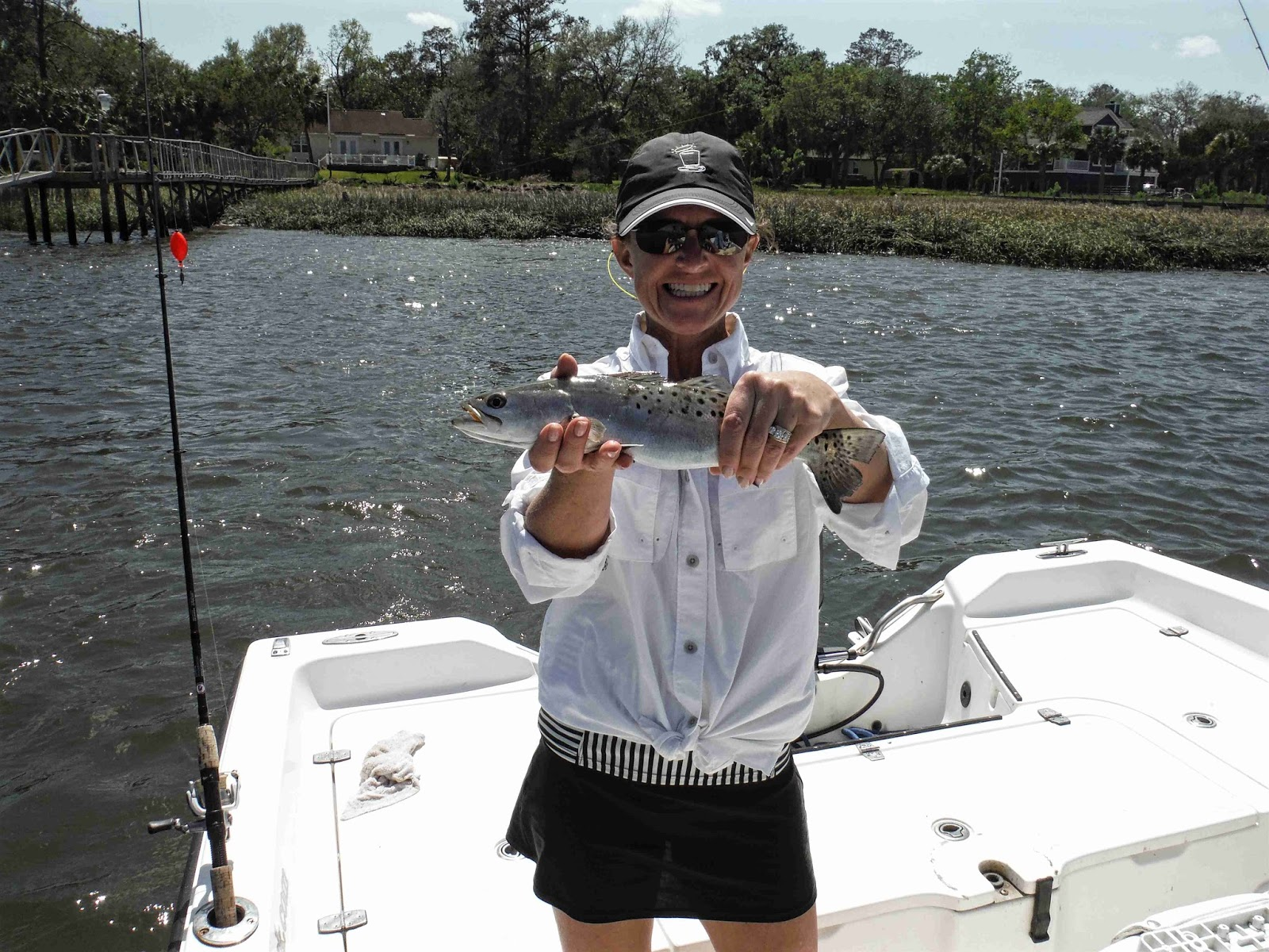 Amelia island fishing reports working for a fish bite for Where are the fish biting