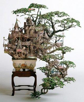 foto pohon bonsai terunik di dunia