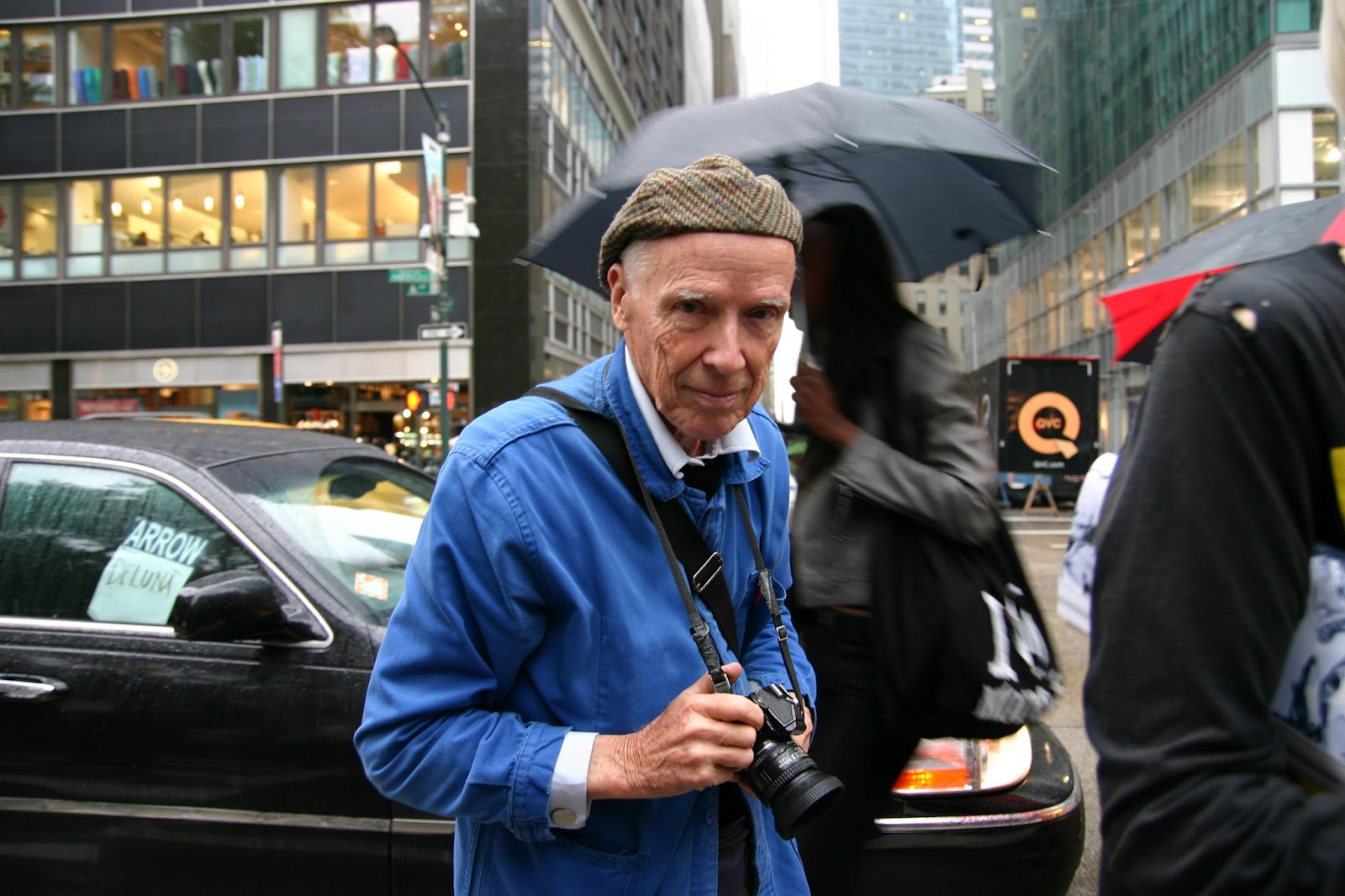 Bill Cunningham, Legend of Fashion Photography Passed