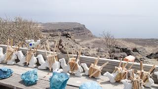 Djibouti Souvenirs at Lake Assal