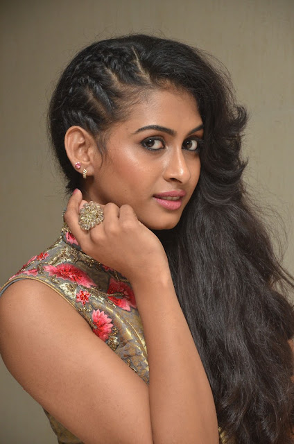 Nithya Naresh at Nandini Nursing Home Audio Launch