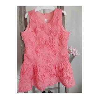 vestido niña petalos bimbalina nueva coleccion de primavera verano