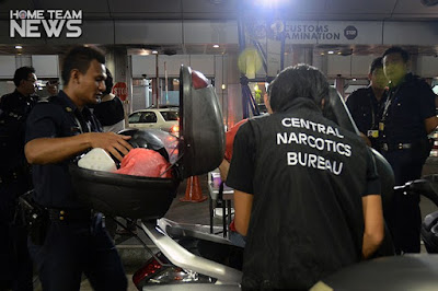 CNB officers, Singapore
