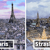 13 Artistic Illustrations Of Famous Places Around The World