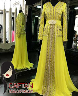 Collection Caftans sultana 2016