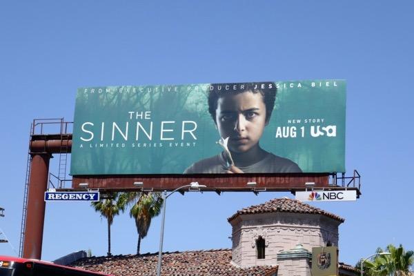 Sinner season 2 billboard