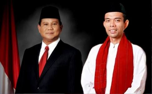 Gerindra Belum Pastikan Ustaz Abdul Somad Jadi Cawapres Prabowo