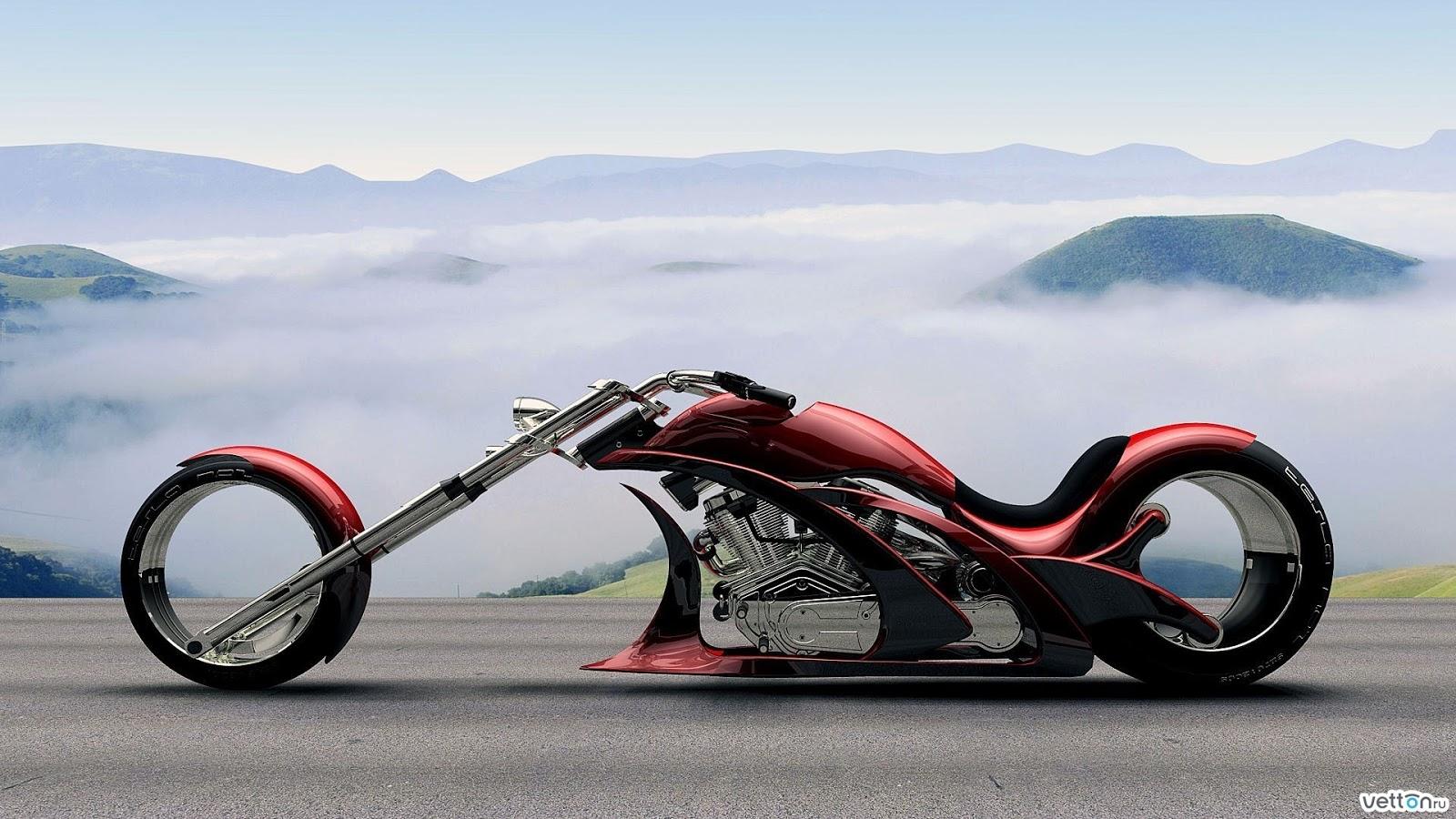 Hình nền xe mô tô khủng đẹp nhất