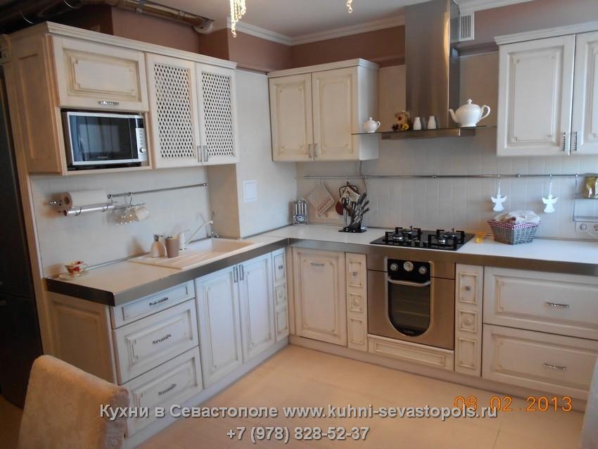 Деревянные кухни Севастополь