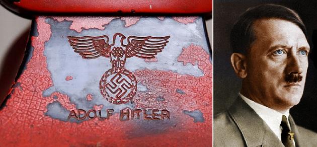 Αυτό είναι το Κόκκινο τηλέφωνο του Χίτλερ ~ Δείτε πόσο έπιασε σε δημοπρασία!
