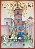 Fiesta del Corpus Christi 2016 - Casabermeja