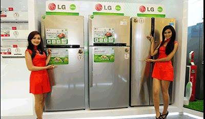 gambar daftar harga kulkas LG
