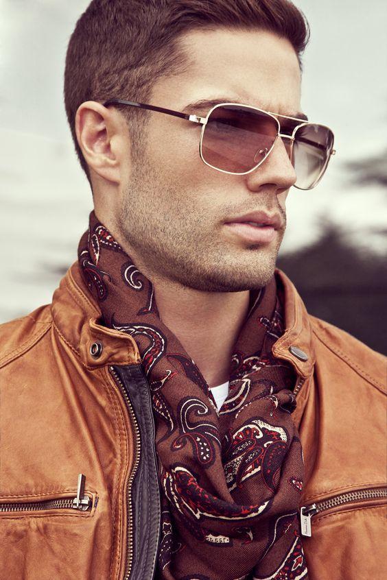 La Moda En Tu Cabello Cortes De Pelo Corto Para Hombres Con Barba Invierno 2016