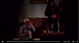 "Wow.. Neitzen Heboh Beredar Video ""Setan Vs Pria Sholat"" Dibulan Ramadan"