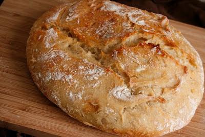 Image result for ψωμι  χωριατικο  ζυμωτο  καρβέλι