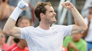 Andy Murray tenis resultados