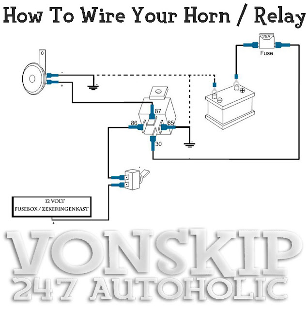 247 autoholic thursday tech specs  wire your horn