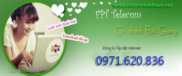 Lắp Đặt Internet FPT Huyện Tân Yên