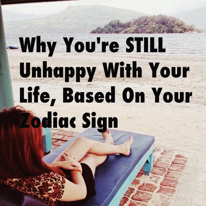 Here S Why You Re Still Unhappy With Your Life Based On