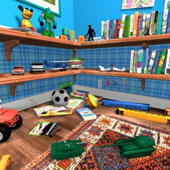 3d Cleaning Game By Rafa 235 L Rozendaal 3d Messy Toy Kid
